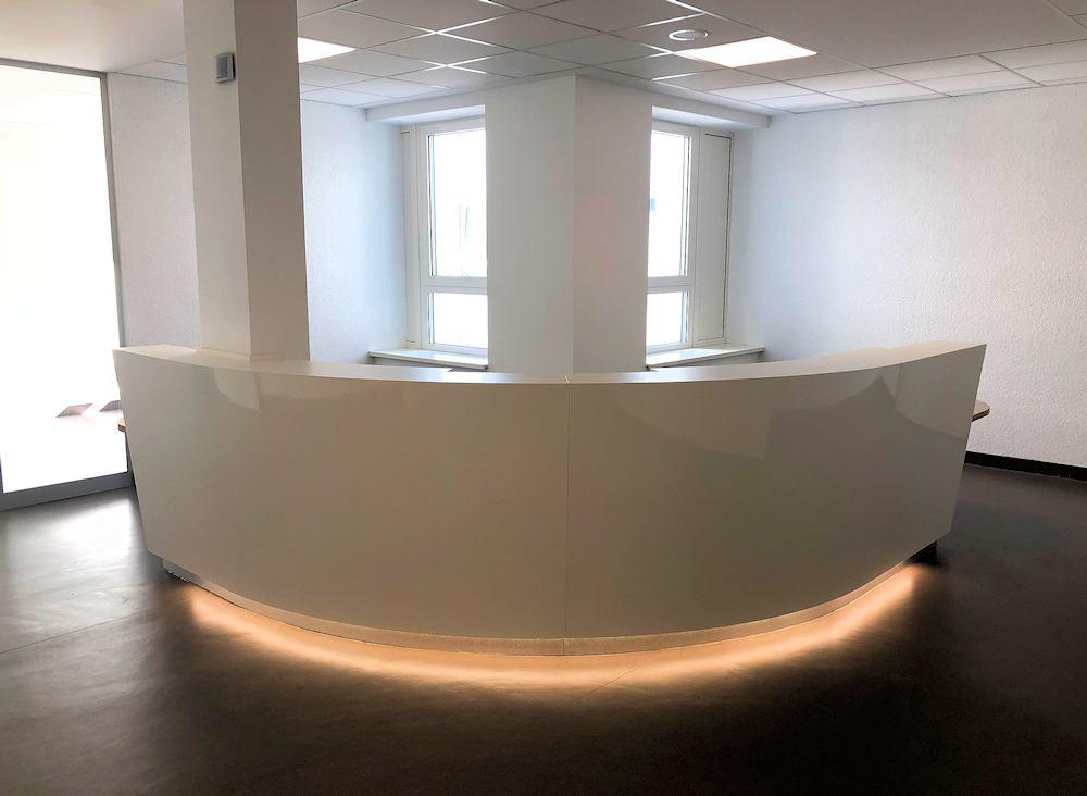 Thomas Schuhmann Innenausbau GmbH - Objekteinrichtung - Klinikum Fürth 01