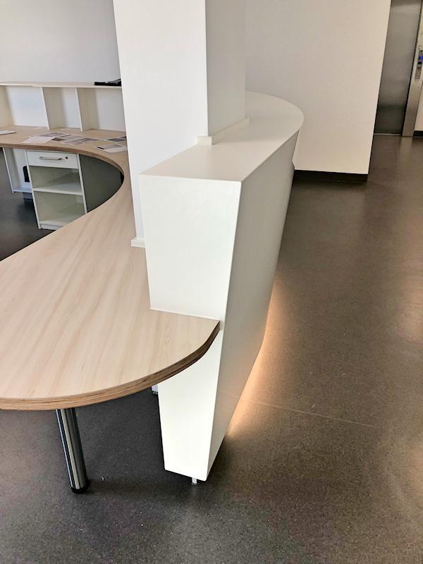 Thomas Schuhmann Innenausbau GmbH - Objekteinrichtung - Klinikum Fürth 02