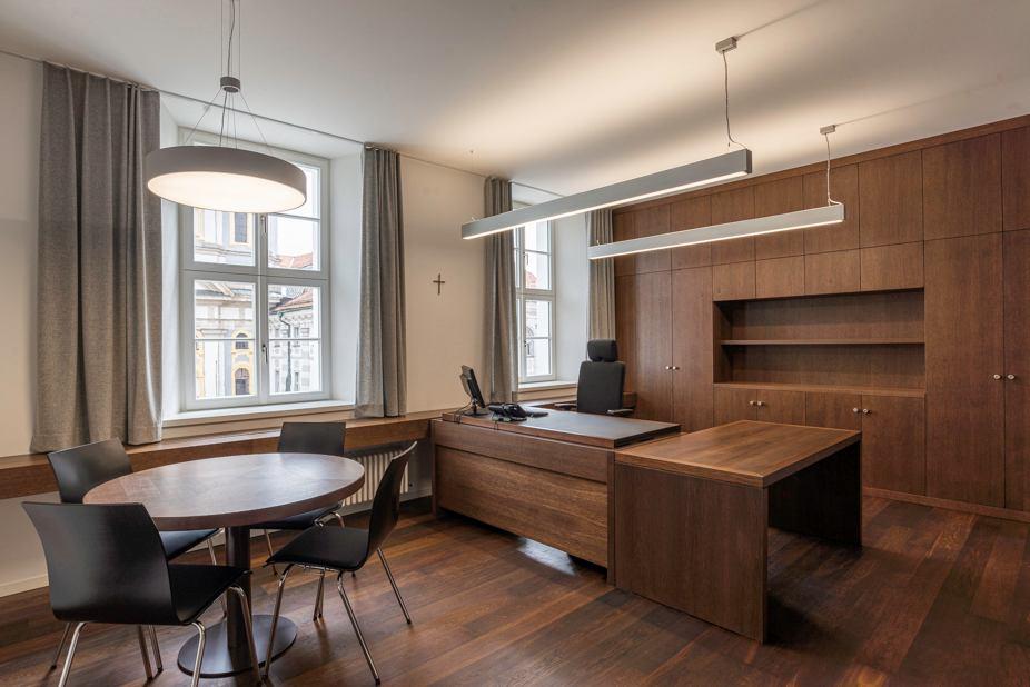 Thomas Schuhmann Innenausbau GmbH - Objekteinrichtung - Rathaus Waldsassen